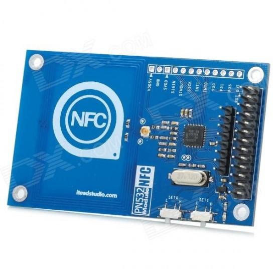 Arduino PN532 NFC RFID Module