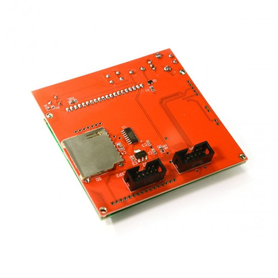LCD Full Graphic Smart Controller Display 128x64 12864 for RAMPS 1.4 RepRap with SD card reader