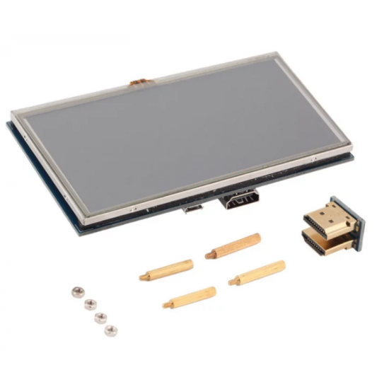 Raspberry Pi compatible 5'' HDMI LCD Capacitive Touch Screen 800X480