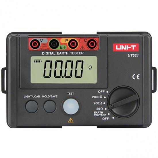 UT522 Digital Earth Tester