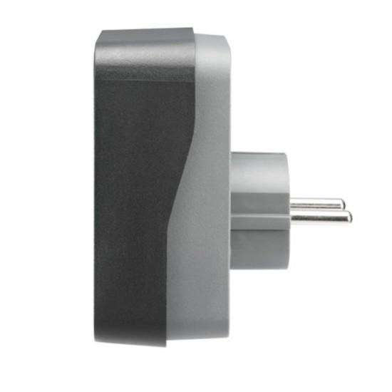 APC Essential SurgeArrest 1 Outlet Black 230V Germany PME1WB-GR