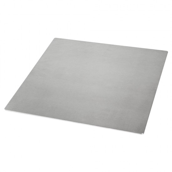 3D printer RepRap MK2B aluminum Build plate size 250x250x2mm
