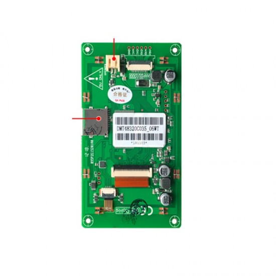 DGUS TFT LCD Module DWIN DMT-48320C035-06WT 3.5 inch Without Frame