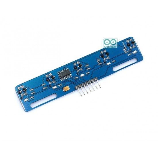 5 channel Line Tracking Follower Sensor with TCRT5000