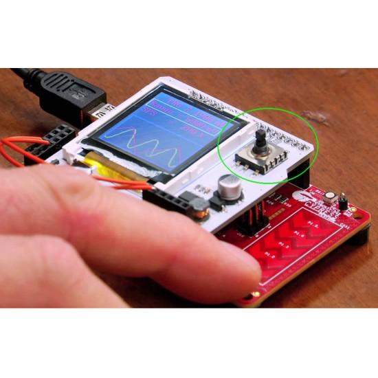 Mini 5 way tactile joystick switch 10x10x9mm