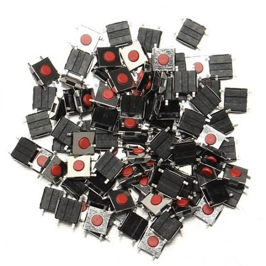 Smd Mini Pushbutton Switch 4P 6x6x3.1mm