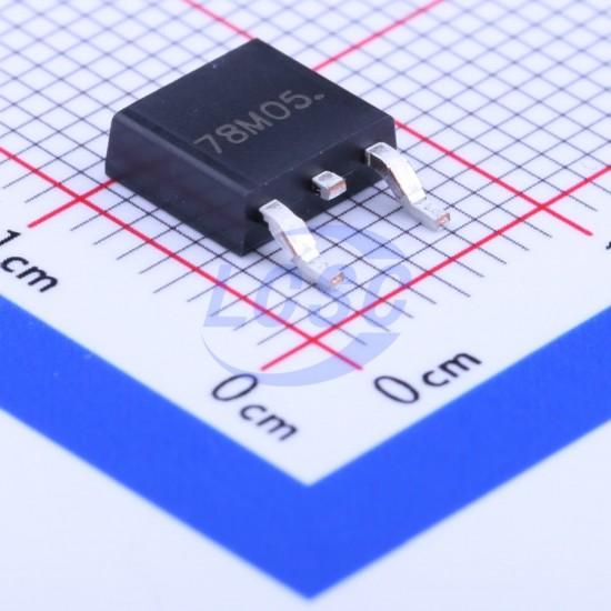 Voltage Regulator 78M05 SMD SOT252