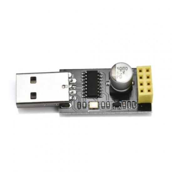 CH340 USB Converter for ESP01 ESP8266