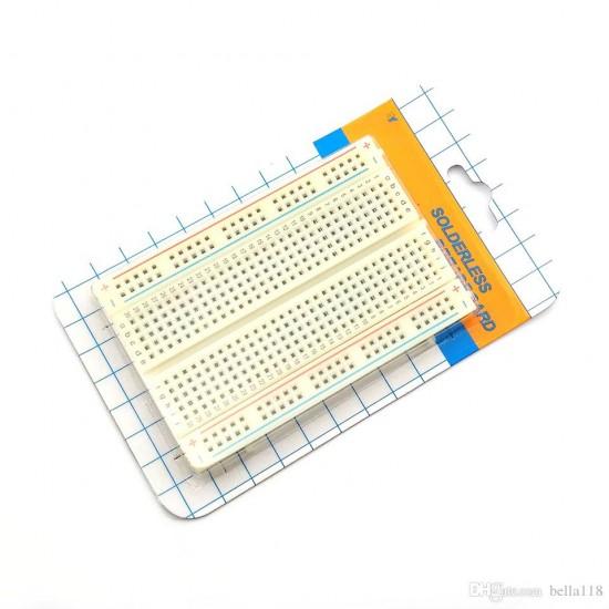 Mini 400 pin holes BreadBoard