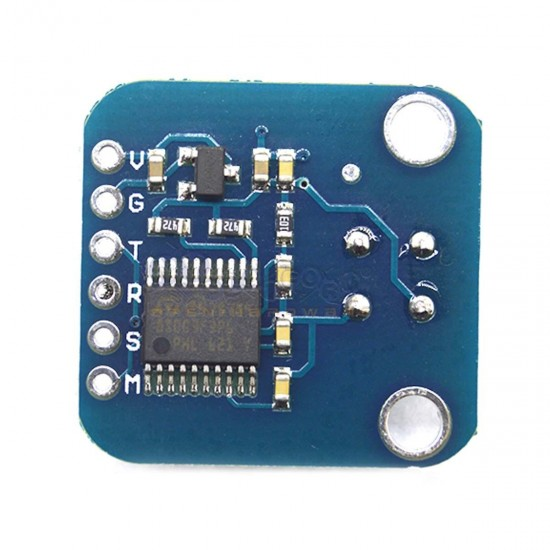 MLX90614-BAA  Contactless IR Temperature Sensor Module Serial Interface