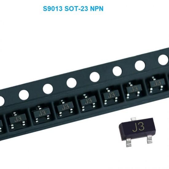 S9013 SOT23 General purpose NPN SMD Transistor