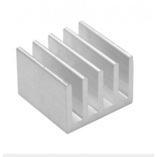 Self-adhesive Aluminum  Heatsink For Raspberry Pi