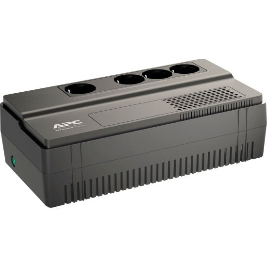 APC EASY UPS BV 1000VA, AVR, Schuko Outlet, 230V BV1000I-GR
