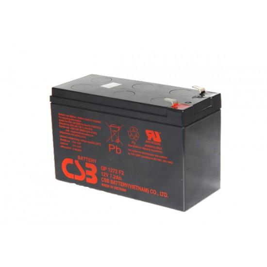 Battery UPS CSB 12V 7.2A  (UPS 1272)