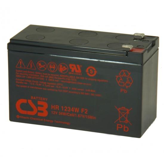 Battery UPS CSB 12v 9A (CSB 1234W)