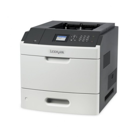 Lexmark MS811dn laser printer with internal 2-sided printing