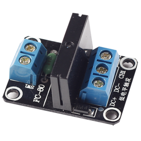 1 Channel 5V Solid State Relay Module