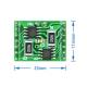 A4950 dual motor drive module performance super TB6612 DC brush motor drive board L298 Replacement