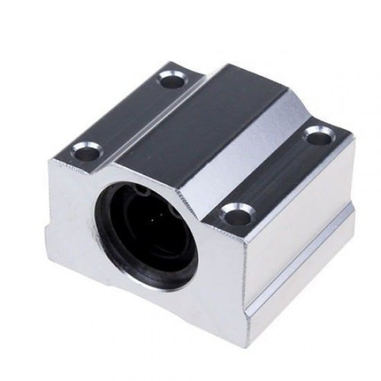 SCS20UU 20mm Linear Motion Ball Bearing Slide Unit Bushing Close Type for CNC and laser