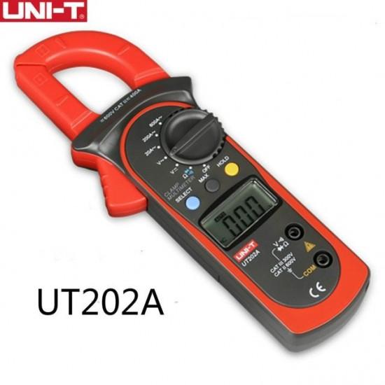 Clamp Meter UNI-T UT202A (UT202A)