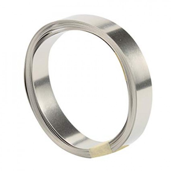 Jumper connection nickel plated steel for 18650 lithium battery and Solar-Cell  accessories