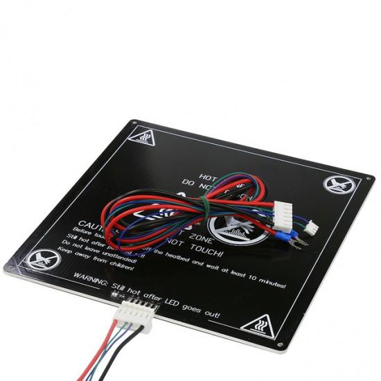3D Printer 3MM MK3 Aluminum HeatBed 300x300mm