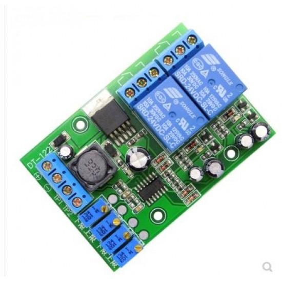 Upper and Lower Limit Voltage Comparator Double Limit Voltage adjustable range is 0-32V