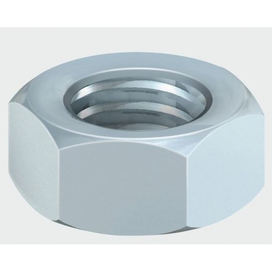 M10 Nut for Threaded Rod Hex Nut 10mm