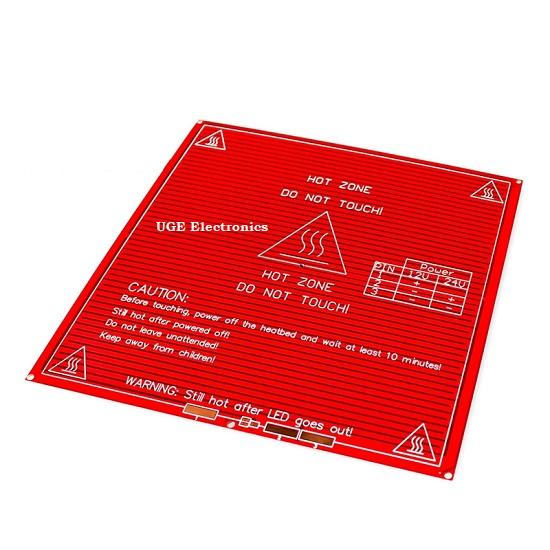 Heatbed MK2B PCB 12v 24v HOT BED for 3D Printer