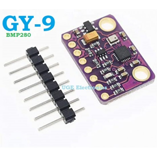 GY-91 9 Axis Accelerometer Gyroscope Compass Sensor Module MPU9250  BMP280 IMU10DOF GY91