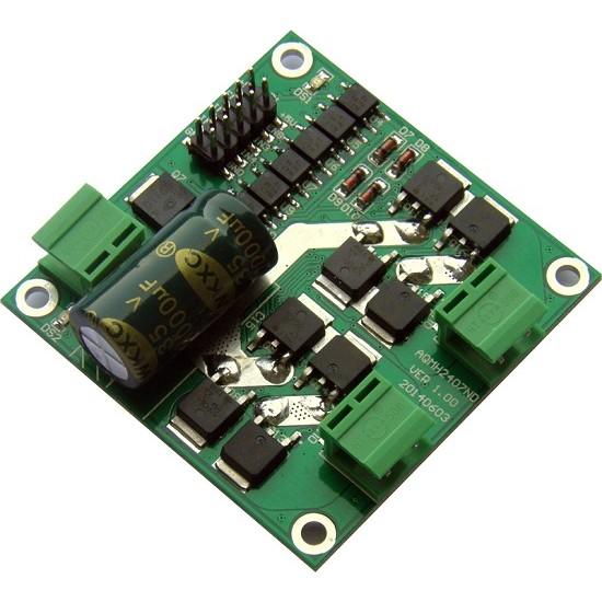 Dual DC Motor Driver 7A 160 Watt Module / board H Bridge L298 logic