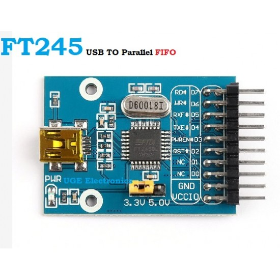 USB TO Parallel FIFO FT245 Module