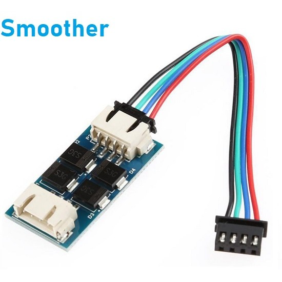 TL-Smoother V1 Filter Motor Filtering Vibrating Eliminator Module for 3D Printer DRV8825 A4988