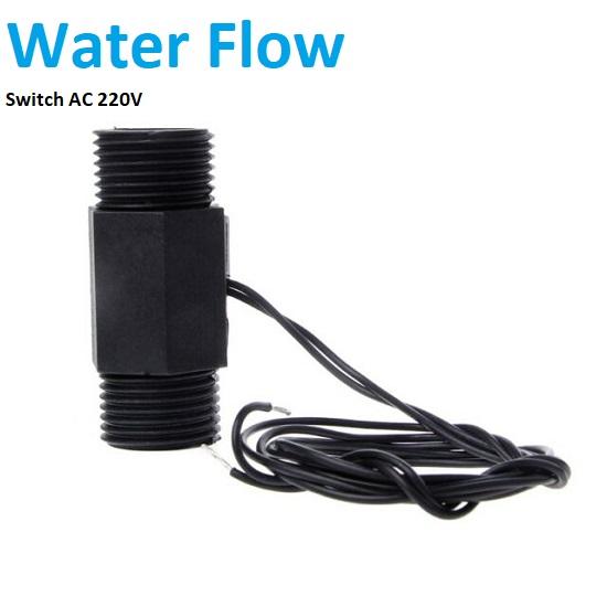 Water Flow Switch Sensor EFS-04P Plastic EFS04P