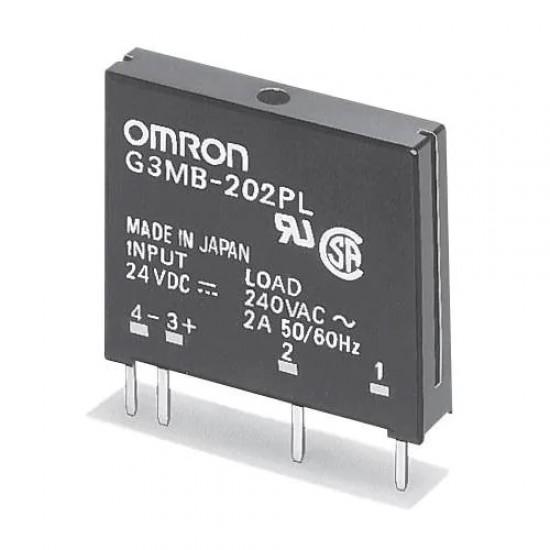 Omron SolidState Relay SSR G3MB-202PL-24V