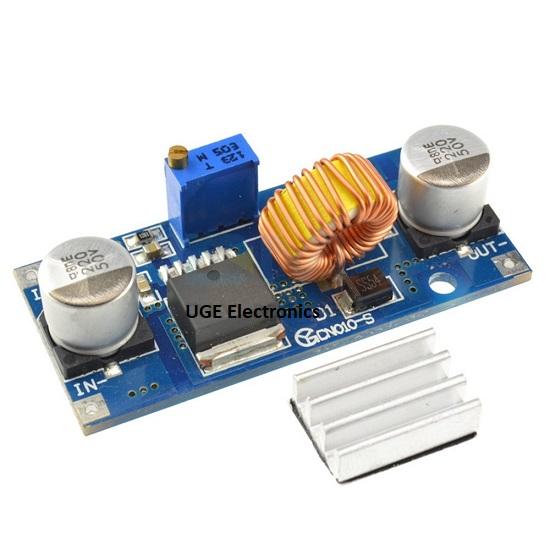 XL4015 5A 75W Adjustable DC/DC STEP DOWN CONVERTER MODULE
