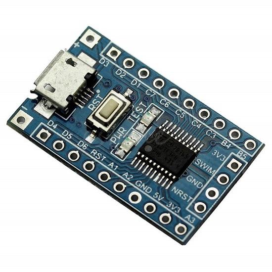 STM8S003F3P6 T19 STM8 Development Board System Board Core Board