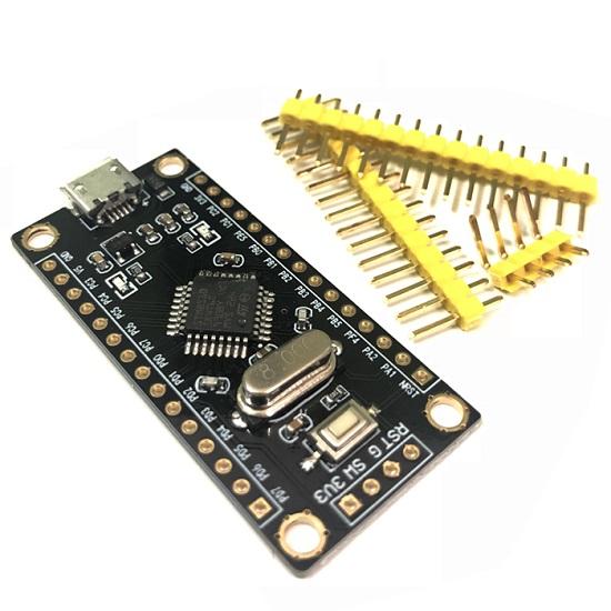 STM8S STM8S105K4T6 Development Board Module MCU Learning Core Board Small System for Arduino