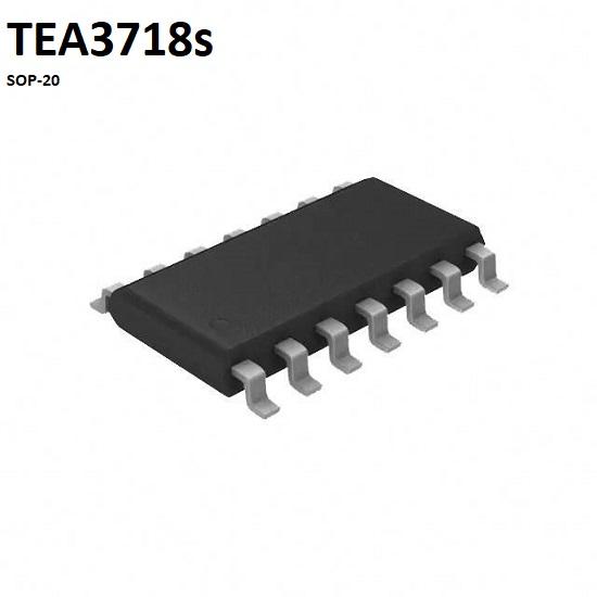 TEA3718S Stepper Motor Driver IC Chip SOP-20