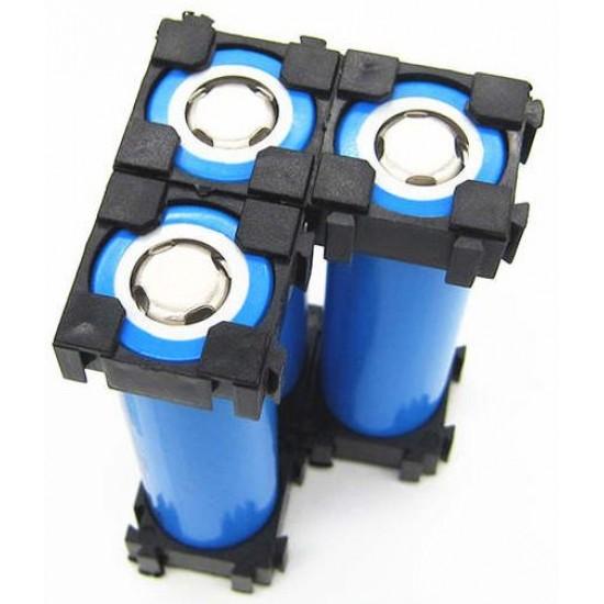 18650 Lithium Battery Single Bracket Holder