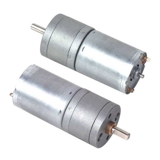 25GA-370 Metal Gear DC 12V Reduction Motor without Encoder and Gearbox for 170RPMRC Car Robot