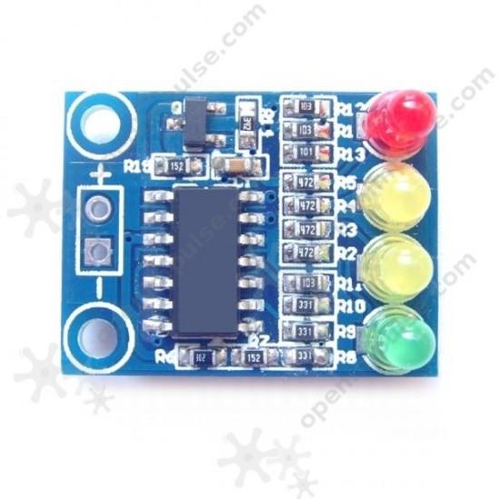12v Battery Level LED Indicator