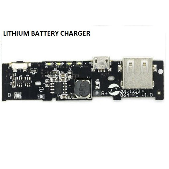 Xiaomi LITHIUM Battery Power Bank Charger 5V 2.1A