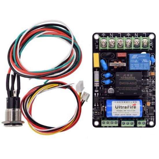 UPS Power Failure Detection Shutdown intelligent Module 3D printer accessories