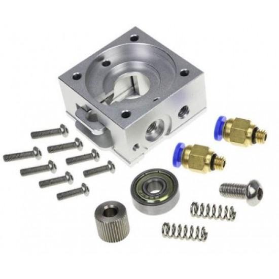 3D Printer Accessories Improved reprap bulldog Extruder Parts Remote Proximity Full Metal E3D Jhead