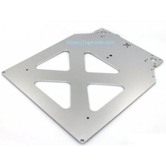 3D printer accessories UM2 Ultimaker2 Plus hot bed aluminum Bracket Support X-shaped Z Table