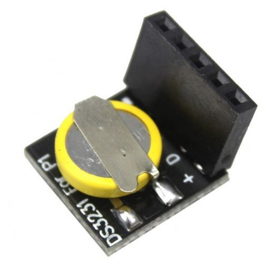 DS3231 Arduino Raspberry Pi high-precision clock module