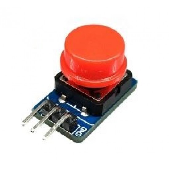 Large Button Module with Cap