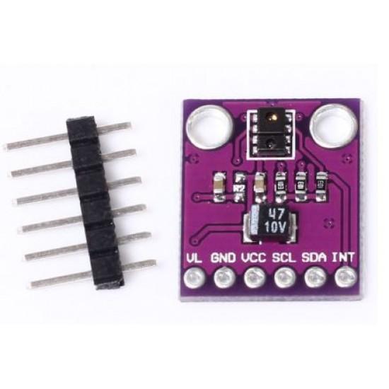 Arduino Human Eye Response Non-Contact Gesture Detection and Attitude sensor APDS-9930  CJMCU-9930 Proximity