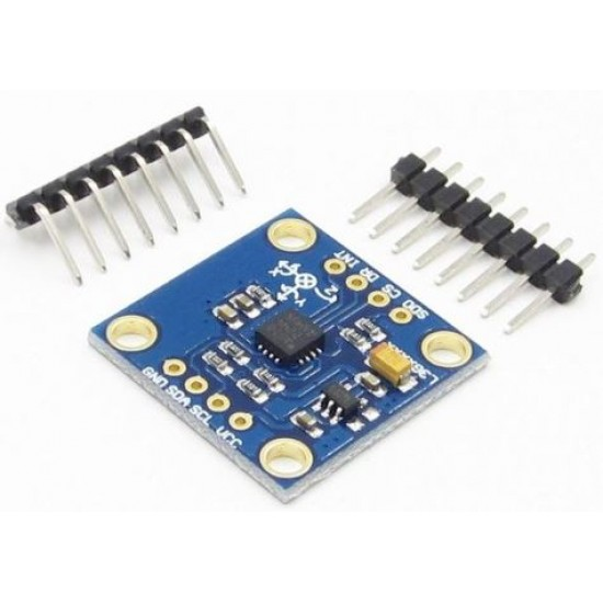 GY-50 3-Axis Digital Gyro Sensor Module Angular Velocity Module for arduino GY50